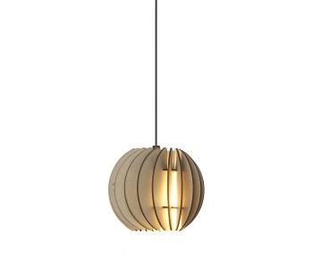 Hanglamp Atmosphere soft-grey van Tjalle & Jasper bij shop.holland.com
