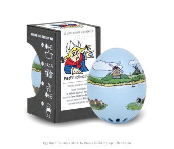 PiepEi egg timer Hollands Glorie by Brutus Kookt