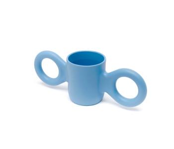 Gispen white Dumbo mug by Richard Hutten