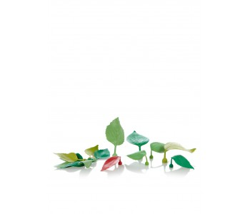 Gispen Leaves decorative magnets - Small