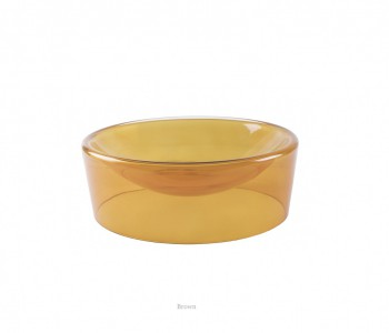 Functionals Bowl schaal - bruin koop je bij shop.holland.com