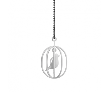 Give a Happy Bird necklace gift for a change, it will make you happy