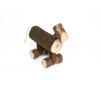 Children's toys Happy Horse Usual wood