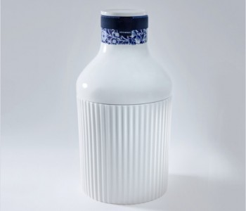 Royal Delft Blue Collar Bottle No.1 – Delft Blue