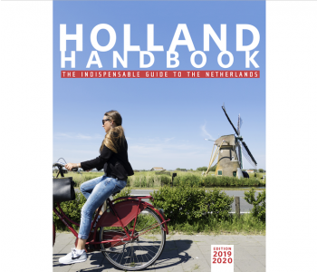 English guide about the Netherlands Holland Handbook