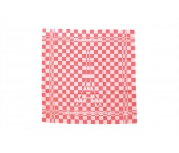 Designer cotton tea towel Greetings from Holland