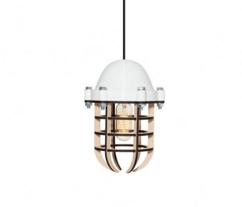 No. 20 Industriële Hanglamp MDF van Olaf Weller bij shop.holland.com