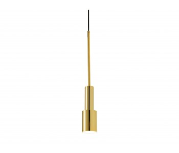 Skylight Tower One Hanging Lamp - Gold