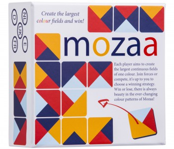 Mozaa Game of Bis Publishers