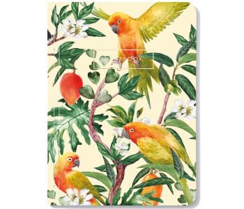 Go Go Mango Notebook A5 van Creative Lab Amsterdam koop je bij shop.holland.com