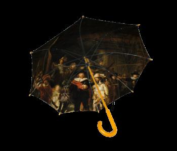 Vincent van Gogh umbrella tre roots large size