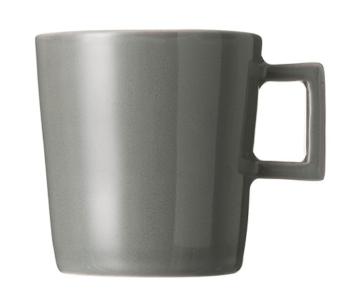 Koffiekop DIK grijs koop je bij Holland Design & Gifts: leuk cadeau voor vader of moeder