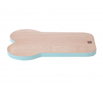 Present Time Chopping Board Sandwich Mint Green