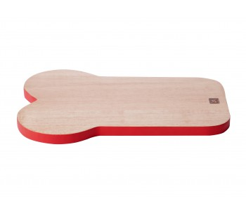 Present Time Chopping Board Sandwich Orange