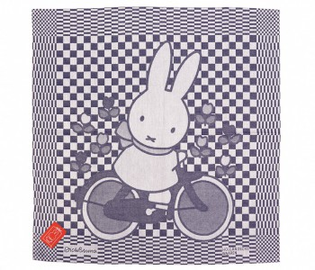 Miffy Tea Towel by Hollandsche Waaren at shop.holland.com - the webshop for Dutch Design gifts and souvenirs