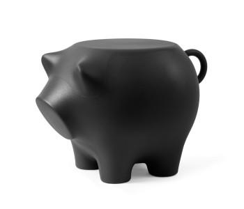 De Sidepig of het Bijzetvarken is een grappig abstract varken.