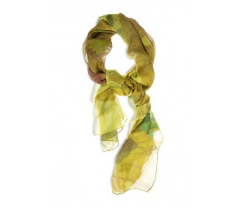 Vincent van Gogh silk scarves Sunflowers