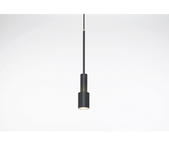 Ceiling Lamp dark grey office design Frederik Roijé Skylight Tower One