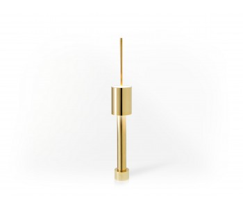 Table Tower Table Lamp - Gold