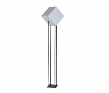 Starlight High vloerlamp in lichtgrijs koop je bij shop.holland.com