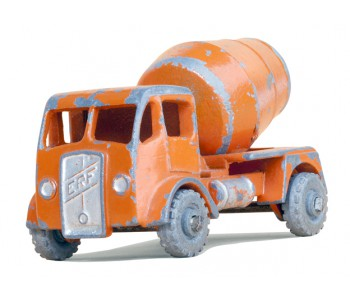 Wanted Wheels Cement Truck Wall Sticker
