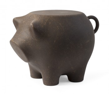 De Sidepig of het Bijzetvarken is een grappig abstract varken, dat dient als bijzettafel