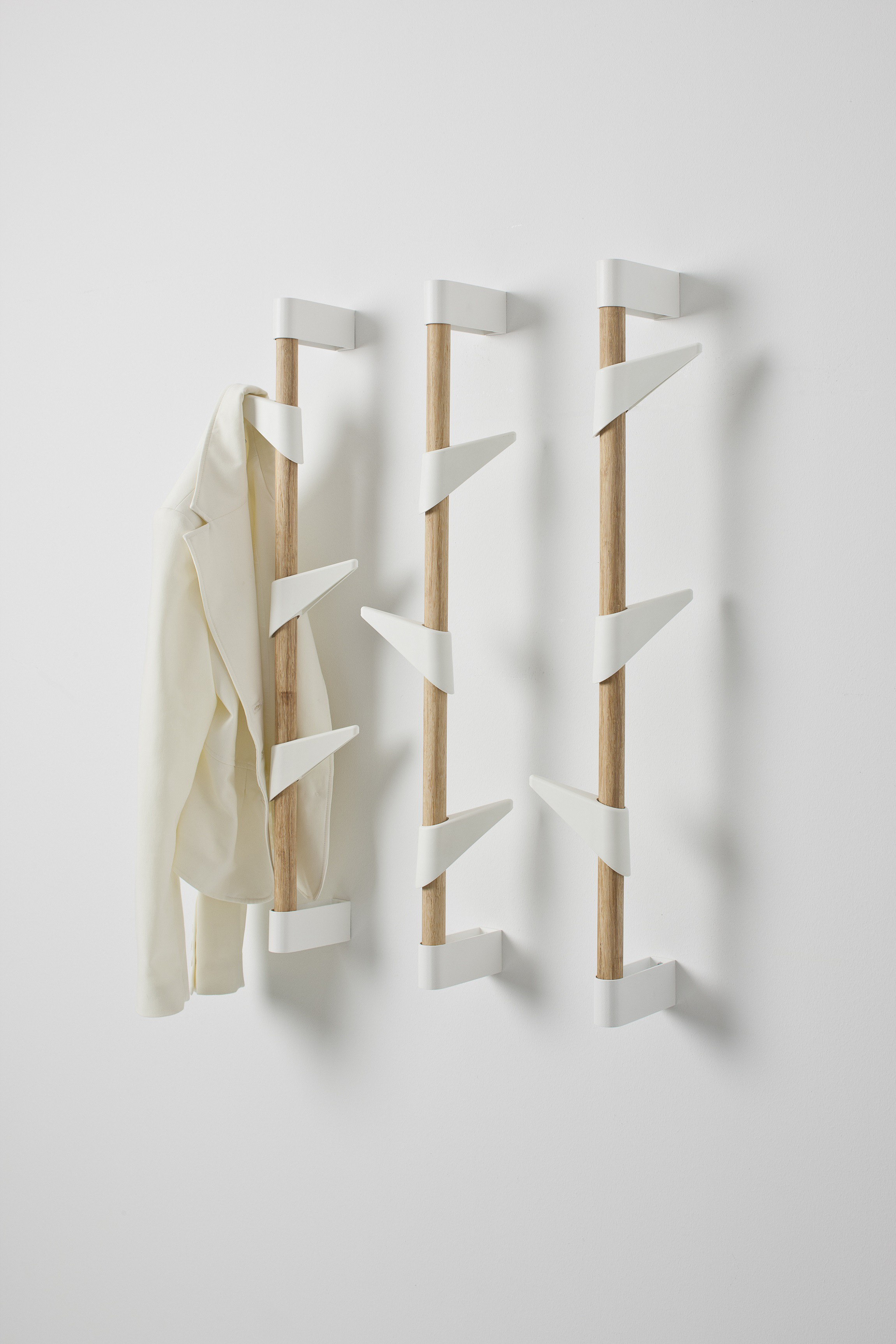 Order Bamboo Wall Coat Rack From Shop Holland Com