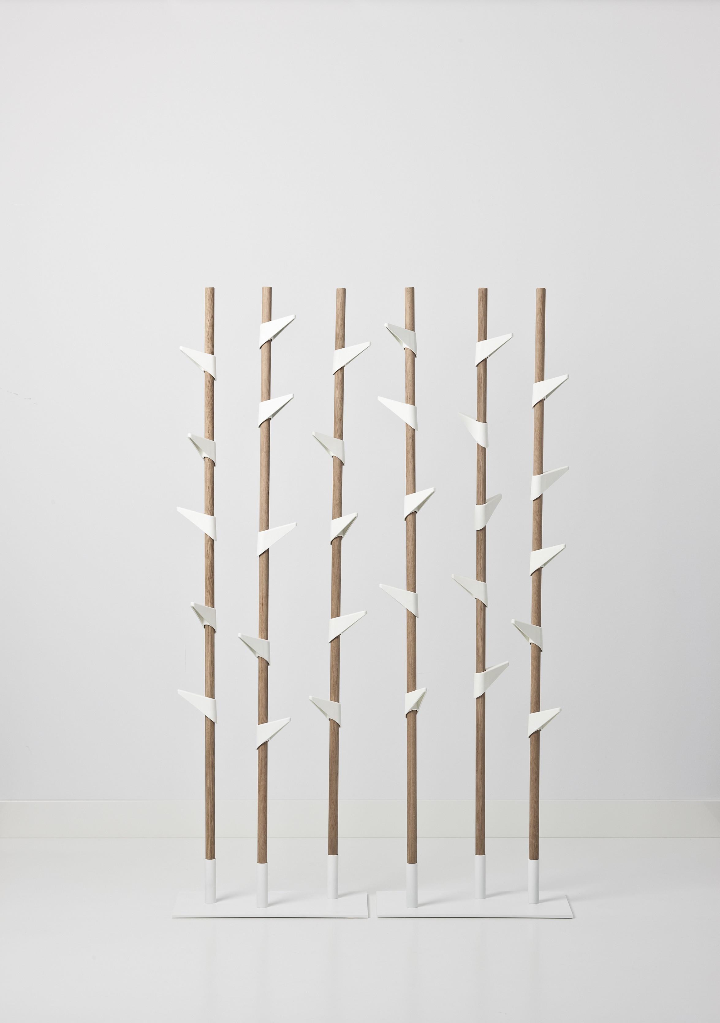 designer coat rack bamboo  stands . bamboo  coat rack  cascando on shophollandcom