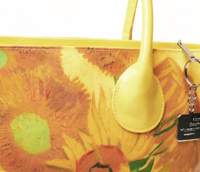 acfa149cee Order Van Gogh art bag Sunflowers at shop.holland.com