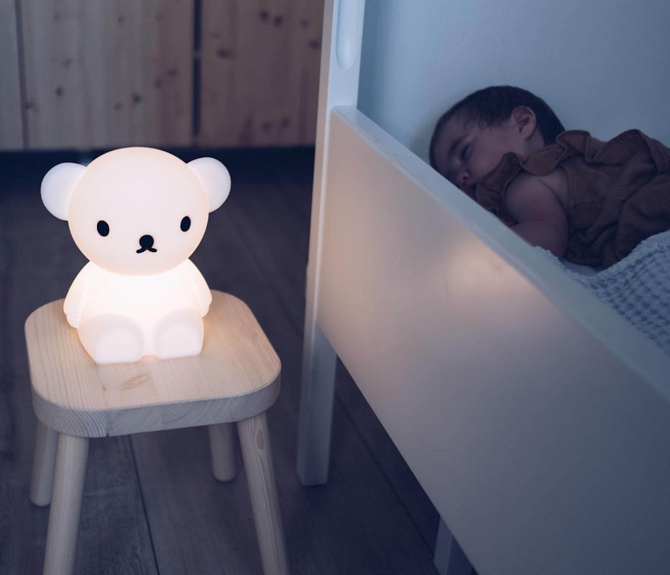 Picture of: Discover Super Sweet Boris Bear Lamp Shop Holland Com