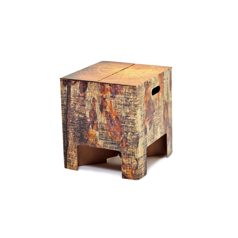Order the dutch design chair tree trunk on for Dutch design chair karton