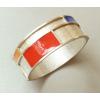 Silver Bracelet Mondrian by NobelJo