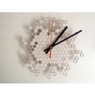 Clock Honeycomb by Asymmetree