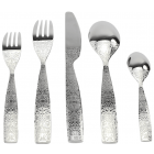 Marcel Wanders 5-piece cutlery set by Alessi