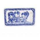 Blond Amsterdam Delft Blond Cheese Platter - Pottery