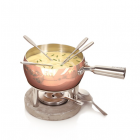 Boska Copper Cheese Fondue - Set 1 liter