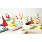 Goods Bottle Boat toy boat