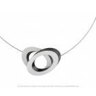 Clic Necklace C70 by Clic by Suzanne designer jewellery