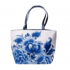 Delft Blue Handbag