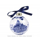 Delft Blue Christmas Tree Ball Delft by Royal Delft