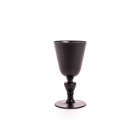 Black Crystal Wine glass 38 cl - Droog Design 304-03