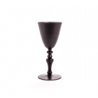 Black Crystal Wine glass 40 cl - Droog Design 304-04
