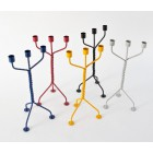 Twisted candlestick in 5 colors