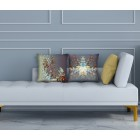 Hendrik' Design Cushion Covers in 3 designs 45x45 cm