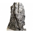 Classic Scarf Rembrandt Lace