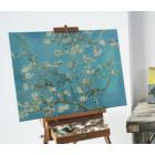 Vincent Van Gogh Almond Blossom on Canvas 29x37cm