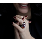 Clic R4 Ring by Clic by Suzanne designer jewellery