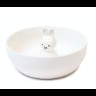 Bowl Miffy - white by Hollandsche Waaren