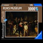 Rembrandt Night Watch Jigsaw Puzzle - Rijksmuseum