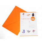Gift card Holland Design & Gifts - 50 euro (letterbox)